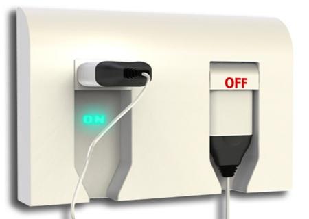 کنترل مصرف انرژی وسایل برقی از راه دور توسط پریزهای هوشمند!